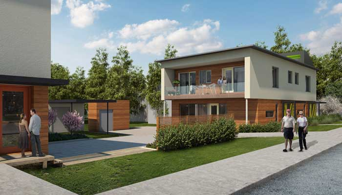 Mary St Passive House